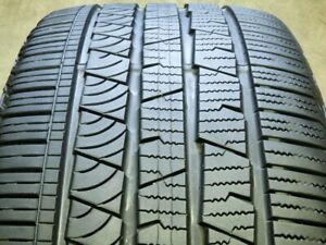 Continental Crosscontact Lx Sport 275 45r21 107h Used Tire 8 9 32 30841