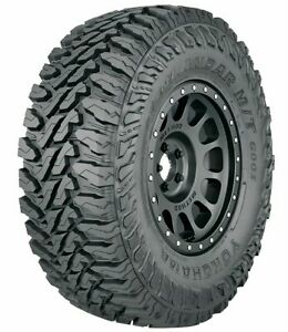 2 New Yokohama Geolandar M T G003 Lt 31x10 50r15 109q C 6 Ply Mt Mud Tires