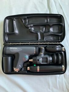 Welch Allyn Macroview Otoscope And Coaxial And Panoptic Ophthalmoscope