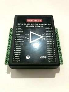 Keithley Kusb 3100 Economical Multifunction Data Acquisition Usb Module