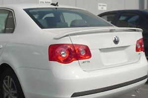 Painted 2005 5 2006 2007 2008 2009 2010 Vw Jetta Spoiler Factory Style
