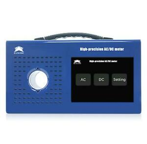 Hpe Hiu600 b Ac dc Power Current Tester 600 Amp 200ppm For Current Calibration