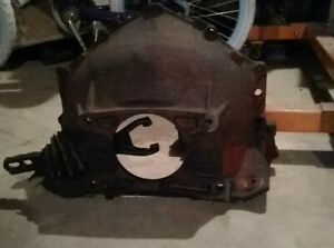 Maryland Pickup Only Chevrolet 4 Speed Cast Iron Bell Housing With Clutch Fork