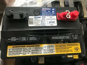 Acdelco M24mf Battery
