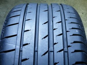 Continental Contisportcontact 3 235 50zr17 96y Used Tire 8 9 32 65979