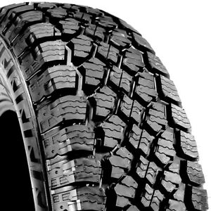 Multi mile Wild Country Trail 4sx 245 75r16 111s Take Off Tire 023705