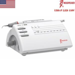Woodpecker Dental Ultrasonic Piezo Scaler Endo Uds p Led Handpiece Ems Original