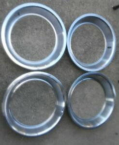 70s Ford Maverick Mustang Torino Cougar Wheel Beauty Trim Rings