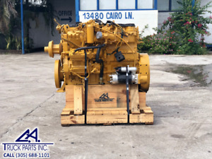 2005 Caterpillar C7 Acert Diesel Engine 190hp 7 2l Kal