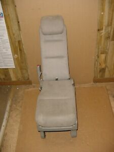 05 06 07 08 09 10 Honda Odyssey 2nd Row Middle Jump Seat Gray Cloth