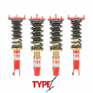 For 90 97 Honda Accord Cb Cd Function And Form Type 1 Full Adjustable Coilovers