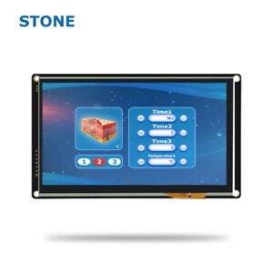 Customized Intelligent Hmi Tft Lcd Module With Touch Screen software program