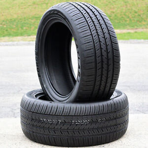 2 New Atlas Tire Force Uhp 205 40r18 86w Xl A s Performance Tires