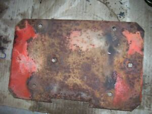 Vintage Ji Case 311 Gas Tractor Battery Tray 1956