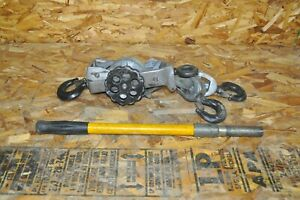 Little Mule 300a Lineman Strap Puller Lever Hoist 1500 3000 Lbs Free Shipping