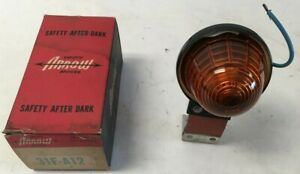Vintage Turn Lamp Assembly Arrow Safety Devices 31f N o s