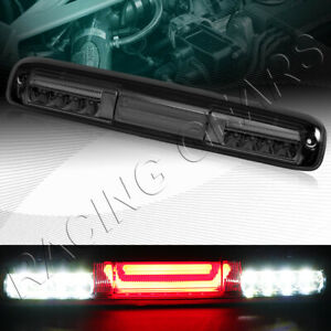 Fit 1999 2006 Silverado sierra Smoke Led Bar Third 3rd Brake Light cargo Lamp
