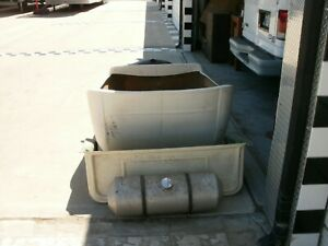 Fiberglass 23 Bucket Body Bed Local Pick Up Only