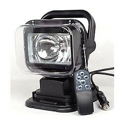 Hid Search Light With Remote 360 Degree Rotation E 120 Degree G040035