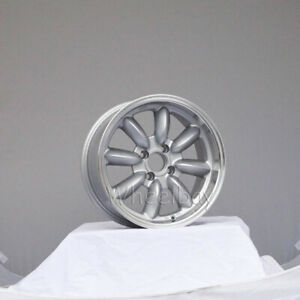 4 Rota Wheel Rb 15x7 4x114 3 20 R Silver Small Caps