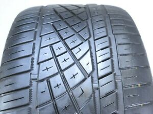 Continental Extremecontact Dws 06 255 45zr20 105y Used Tire 5 6 32 504518