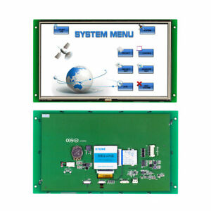 10 1 Hmi Tft Lcd Module With Touch Controller Program Support Any Mcu