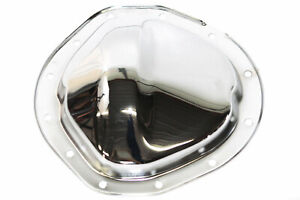 Chrome Chevy Gmc Truck 12 Bolt Rear End Differential Cover Gm Blazer Jimmy