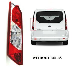 New Fits 2014 2015 2016 2018 Ford Transit Connect Tail Light Left Driver Rear Lh