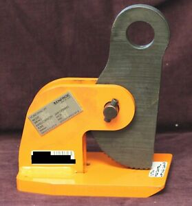 Renfroe Lhc 1 2 Ton Horizontal Lifting Clamp