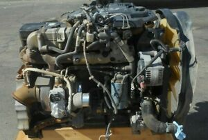 2014 Ram 3500 Cummins Diesel 385 Hp 6 7l Take Out Engine 138 724 Miles 4369