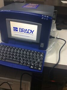 Brady Sign And Label Printer bbp31 Open Box
