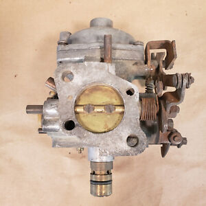 Triumph Gt6 Front Carb Zenith Stromberg 150 Cd Carburetor 1966 To 1968