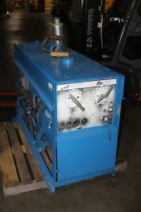 Miller Big 40 Generator Welder Generator Gasoline Engine
