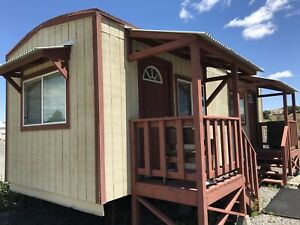 28ft Office Trailer 2 Rooms W Ac Newly Renovated Custom