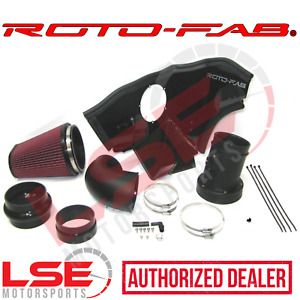 Roto fab 10161056 Oil Cold Air Intake System 2017 2019 Chevy Camaro Zl1 Zl 1 Lt4