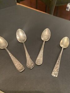 15 Pieces Of Silver Silverware Including 1847 Rogers Forks