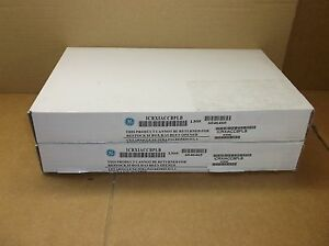 Icrxiaccbplb Ge Fanuc New In Box Plc Rxi Ipc Controller Baseplate