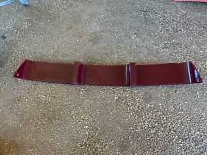 Cuda Front Valance Air Shield Insert Dam Valance 1971 Coupe Convertible
