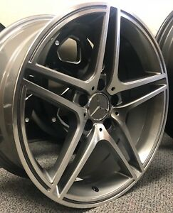 19 Inch Wheels Fit Mercedes Ml320 Ml 350 Ml550 R350 Rims With Tires Tpms