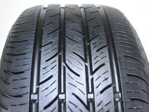 Continental Contiprocontact 215 55r16 93h Used Tire 6 7 32 503482