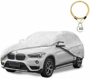 5 Layers Car Cover Outdoor Waterproof Scratchproof Universal Cover For Suv