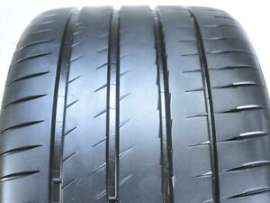 2 Michelin Pilot Sport 4s 305 30zr20 103y Used Tire 8 9 32 505533
