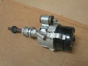 Mallory Yc 563 Hp Dual Point Distributor Ford 351w Double Life Nos