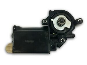Corvette Power Window Motor 1968 1982 With Gear And Wire Plug Rh New