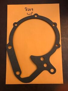 1937 1948 Oldsmobile 6 8 215 219 229 238 257 1937 1939 Gmc 230 Water Pump Gasket