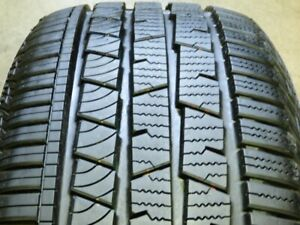 2 Continental Crosscontact Lx Sport 235 60r18 103h Used Tire 10 11 32 210416