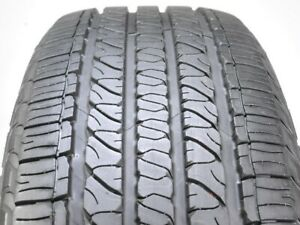 Goodyear Fortera Hl 265 50r20 107t Take Off Tire 084123