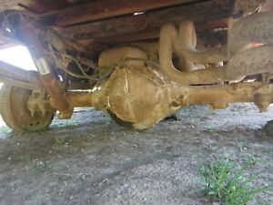 1990 99 Gm 2500 14 Bolt 8 Lug Axle Assembly Gt5 4 10 G80 Locker Will Ship