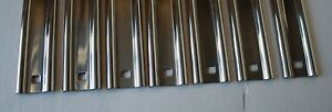 1951 1952 1953 Chevrolet Gmc Truck Short Bed Stainless Steel Bed Strip Set 7 Pc