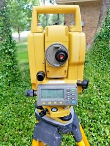 Topcon Gpt 3005 Convetional Reflectorless Survey Total Station